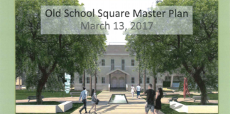 new old school square