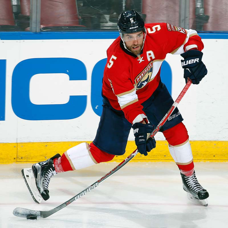 Aaron Ekblad. Photo provided by the Florida Panthers.