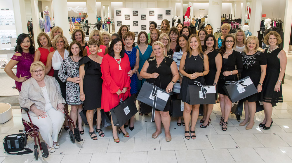 The 2017 Woman Volunteer of the Year nominees. Photo by Munoz Photography.
