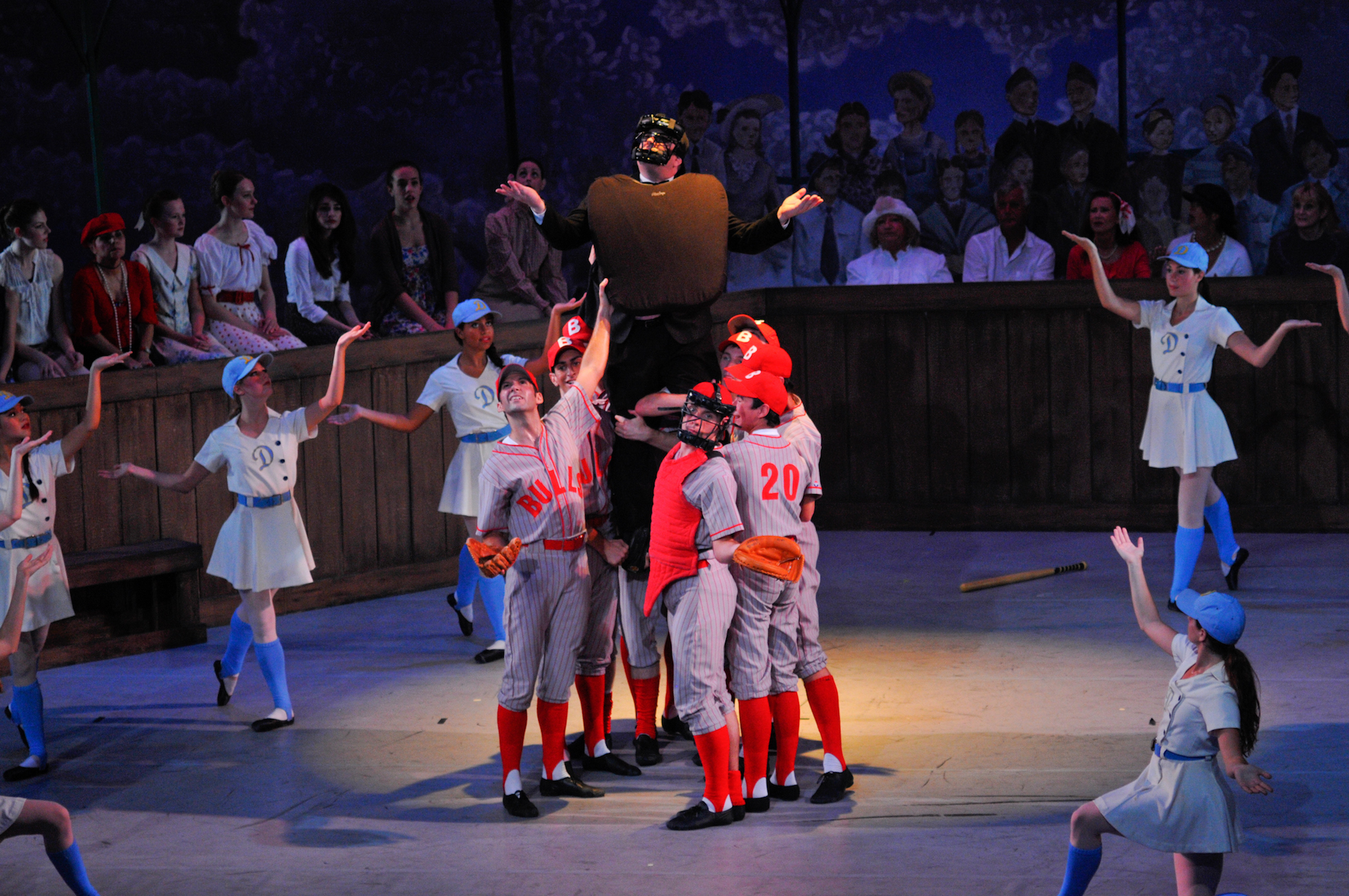 Play Ball - by Boca Ballet Theatre